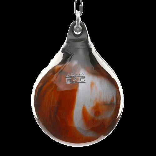 18 Inch Aqua Punching Bag - Fireball Orange