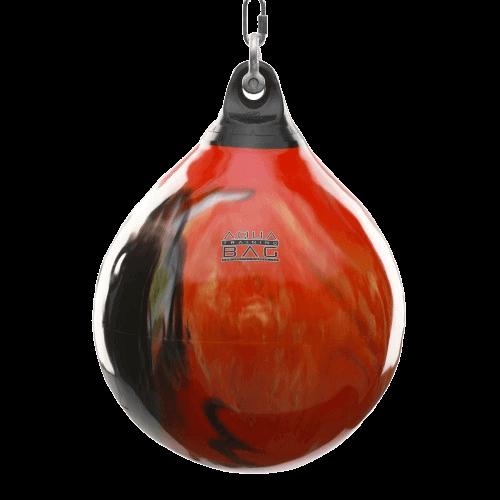 21 Inch Aqua Punching Bag - Fireball Orange
