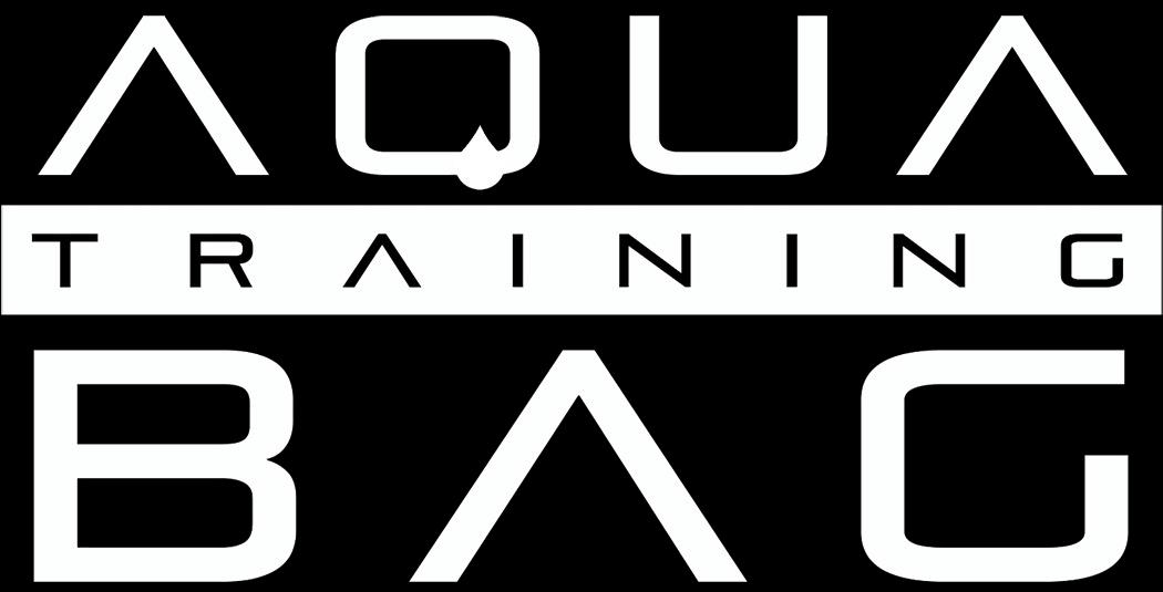 Aqua Training Bag Logo